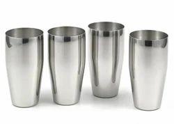 Steel Drinking Glass
