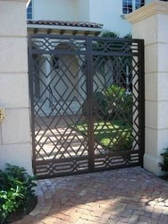 Iron Gates Fabrication Services
