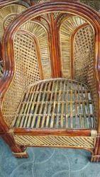 Wooden Bamboo Chair