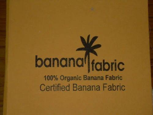 Organic Cotton Banana Fabric At Rs 350 Meter Arjun Puri Jaipur
