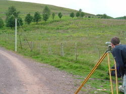 Levelling Survey Services