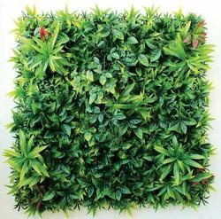 Hyperboles Artificial Vertical Wall Mats For Decorating Purposes