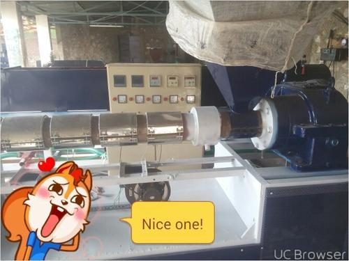 Plastic Pipe Extrusion Plant and Plastic Extrusion Machinary Panel