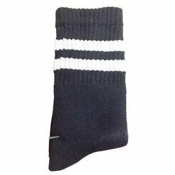 Kids School Socks Cotton Spandex