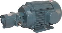 Fluid Monoblock Rotary Gear Oil Pump