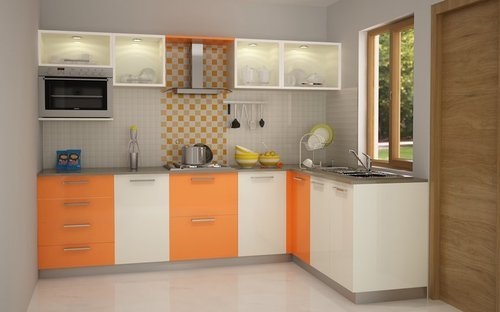 Compact L Shaped Kitchen Living Room Plastic Furniture Lifeline