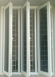 UPVC Casment Windows