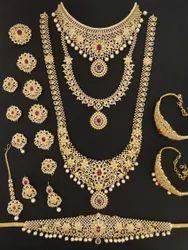 Bridal Jewelry On Rent In Mumbai