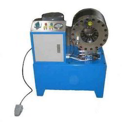 Industrial Hose Crimping Machine