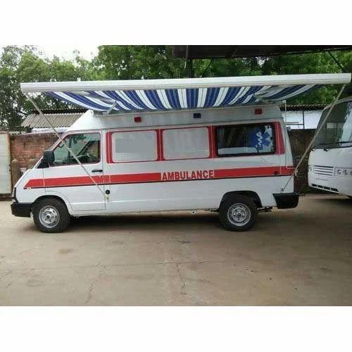 Mobile ICU Ambulance | Aircon Ref  Mfg  Co  | Service