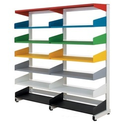 Library Racks Multi Colour