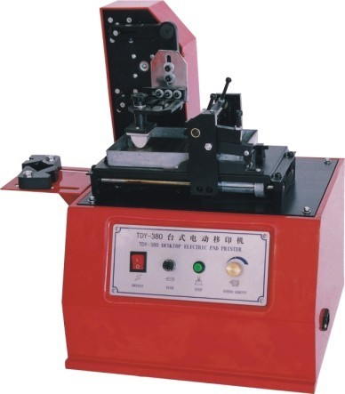 Pad Printing Machines - Motorized Pad Printing Machine