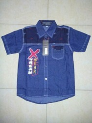 Boys Jeans Shirts