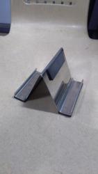 Dual metal mobile stand