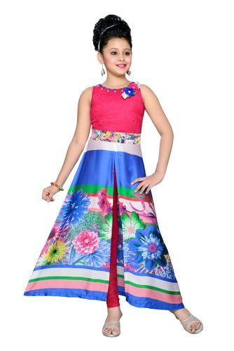 13b2c430c1fc Ladies Apparels - Hunny Bunny Girl s A-Line Dress Manufacturer from ...