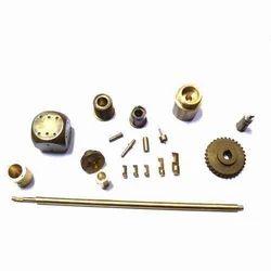 Non Ferrous Brass Machine Components
