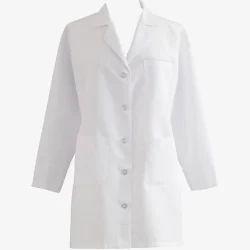 Unisex Full Sleeve Doctor Apron, for Hospital