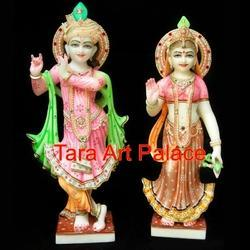 Beautiful Radha Krishna Murti