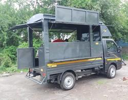 Food Van - Food On Wheels Vehicles Latest Price, Manufacturers