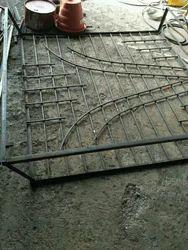 Mild Steel Security Window