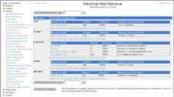 Fetchmail Service
