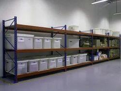 Long Span Industrial Storage Rack