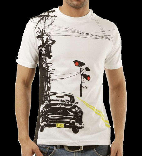 Men's T-Shirt - Men's Plain T-Shirt (Cotton 160 GSM) Manufacturer ...