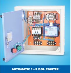 Automatic 1 3 DOL Starter