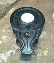 Black Marble Yoni Base