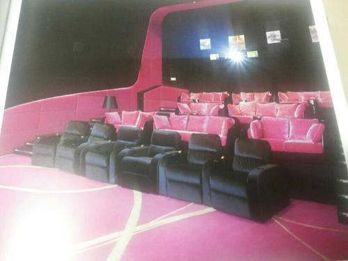 Luxury Cinema , Gold Class Theater Set Up