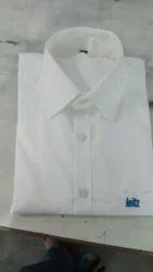 Cotton/Linen White Shirt