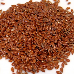 Natural Roasted Alsi Seeds, For Ready To Eat, Packaging Type: Packet
