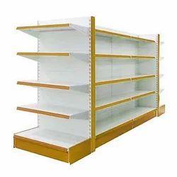 Metal Display Shelves