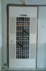 Grill Safety Door