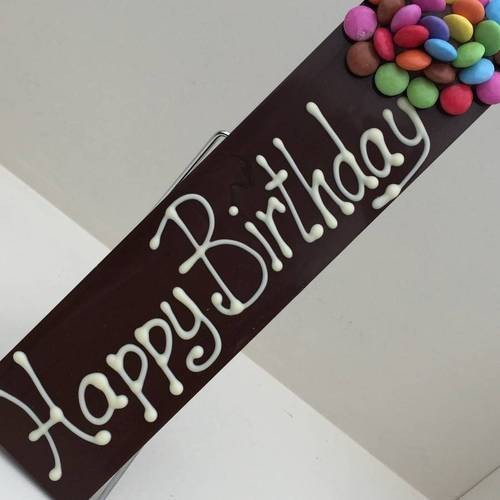 Birthday Wishes Chocolate Bars At Rs 100 Pack