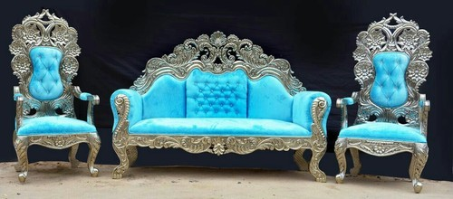 Maharaja Royal Sofa Set At Rs 65000 Unit Designer Sofa Set Id
