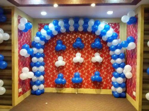 Ballon Decoration And Bouncy Service Provider Shri Ganesh Balloon