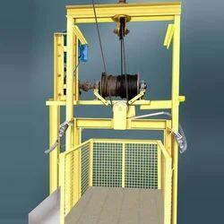 INFRA Material Lift, For Warehouses