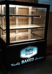 Bake Street Display Counter