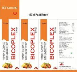 Bioplex Syrup