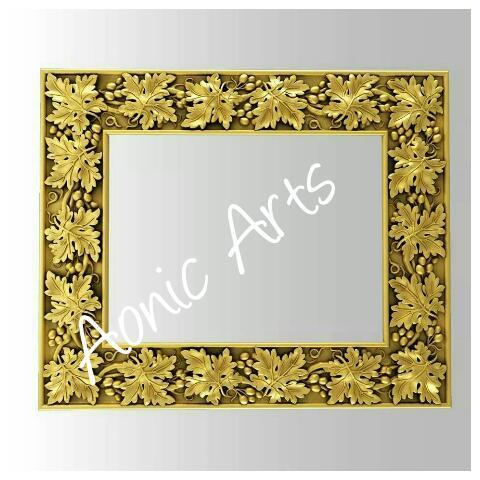 Flower Frame, Photo Frames & Picture Frames | Aonic Arts And Crafts ...