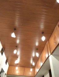 Concealed Grid PVC False Ceiling