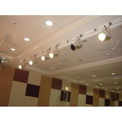 LED Pure White Auditorium Multiplex Lighting System, IP Rating: IP55