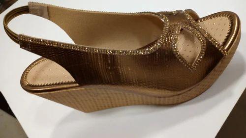bd3525d79 Ladies Designer Footware - Ladies Fancy Sandal Manufacturer from Mumbai