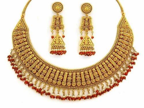 b1ad70ddd Gold Imitation Jewelry at Rs 2250  set