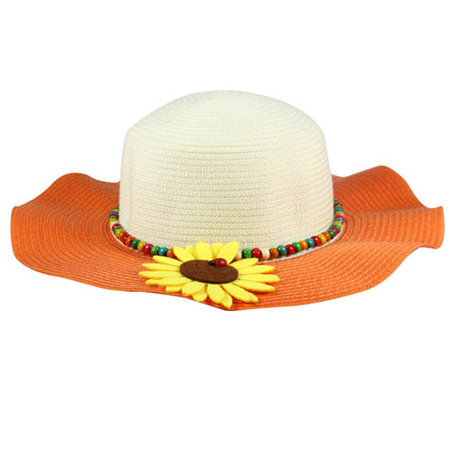 Multicolor Kids Beach Hat 31a0456d832
