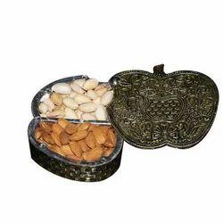 Dry Fruit Box ( Apple Shape)