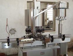 Stainless Steel Bottle Capping Machine