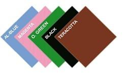 12x12 Floor Tiles Plain Special Color