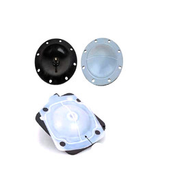 PTFE Lined Rubber Diaphragms